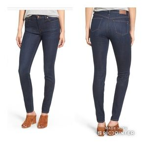 "NEW Madewell 9"" High-Rise Skinny Jeans 👖"